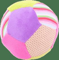 BIGJIGS Textilné hračka - Hrkálka balónik Bella