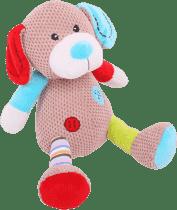 BIGJIGS Tekstylna figurka – Piesek Bruno 19 cm