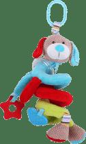 BIGJIGS Tekstylna figurka – Spirala piesek Bruno