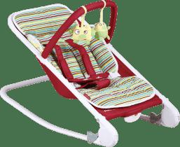 PATRON Lehátko dětské relax – brusinkové pruhy