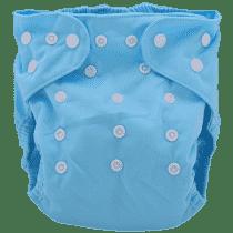 BOBOLIDER Plienkové nohavičky ECO Bobolider B11 - svetlomodré