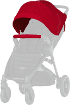 BRITAX Farebný set ku kočíku B-Agile/B-Motion - Flame Red