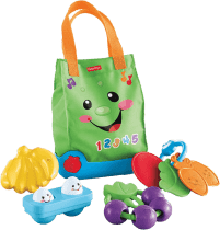 FISHER-PRICE Laugh & Learn Śpiewająca torba na zakupy