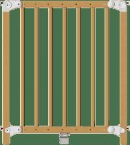 CLIPPASAFE zábrana dual (dřevo) 69.5-109.7 cm