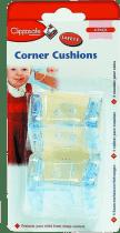 CLIPPASAFE plastová ochrana rohov
