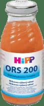 HIPP ORS 200 Mrkvovo ryžový odvar 200ml