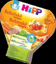 HIPP BIO Bolonské lasagne 250g