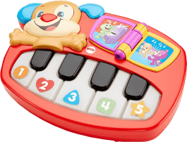FISHER-PRICE Laugh & Learn Pianinko Szczeniaczka