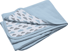 LODGER Bavlněná deka Dreamer Quilt 100x150cm – Silvercreek
