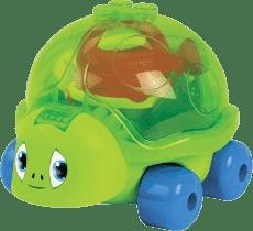 ECOIFFIER Želva s příslušenstvím na písek