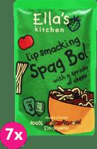 ELLA'S Kitchen Obiadek BIO spaghetti bolognese 10m+