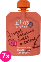 ELLA'S Kitchen Puree BIO słodki ziemniak
