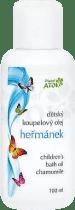 ATOK Original detský kúpeľový olej Harmanček 100 ml