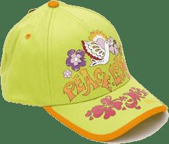 BARBIE Letnia czapka z daszkiem, zielona (Premium klub)