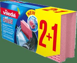 VILEDA Soft Power gąbka 2+1 (Feedo klub)