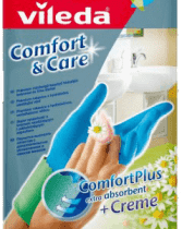 VILEDA Rukavice Comfort and Care S (Feedo klub)