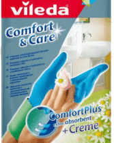 VILEDA Rukavice Comfort and Care M (Feedo klub)
