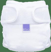 BAMBINO MIO Plenkové kalhotky NEW bílé vel. II. (od 9 kg)