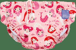 BAMBINO MIO Nohavičkové plienky kúpacie Mermaid vel.XL (12-15kg)