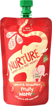 NURTURE Ovocná šťáva třešeň/jahoda 200ml