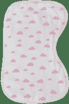 GLOOP Dečka k odhříhnutí bábätka Pink Clouds
