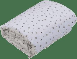 GLOOP Dětská peřinka do postýlky s výplní 100x150 Stars