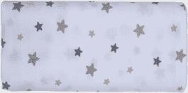 GLOOP mušelínové plienka 70x70 Stars