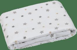 GLOOP Dětská deka z organické bavlny Stars