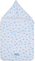 GLOOP Śpiworek Blue Clouds