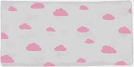 GLOOP Pieluszka muślinowa 70x70 Pink Clouds (2 szt.)