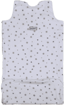 GLOOP Spací vak z organickej bavlny 0 - 6 mesiacov Stars