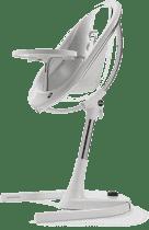 MIMA Krzesełko do karmienia Moon chrom / przezroczyste