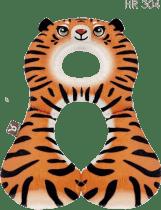 BENBAT Nákrčník s opěrkou hlavy 1-4 roky - tygr