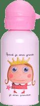 LABEL TOUR Fľaša na vodu Princezna