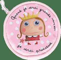LABEL TOUR Dětská peněženka Princezna