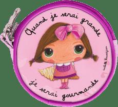 LABEL TOUR Dětská peněženka Gurmánka