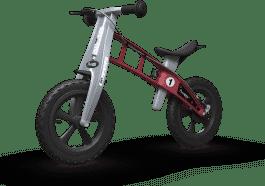 FIRST BIKE Rowerek / Jeździk Cross Red