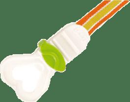 LOVI Šňůrka na šidítko - zelená