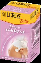 LEROS BABY čaj pro těhotné 20x2g