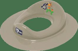 G-MINI Nakładka na WC Krecik i truskawka, brązowa