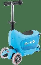 MICRO Mini2go koloběžka, modrá