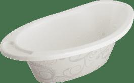 ROTHO® Wanienka do kąpieli Vintage White