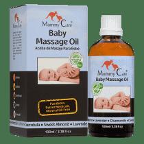 MOMMY CARE Baby Massage Oil - Detský masážny olejček 100 ml