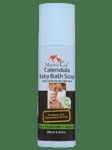 MOMMY CARE Calendula Baby Bath Soap - Tekuté mydlo z nechtíka lekárskeho 200ml