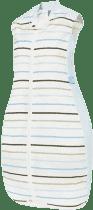 ERGOPOUCH Organic/Bamboo - Spací pytel Organic Cotton Pink Flower 12-36m