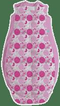ERGOPOUCH Organic Cotton - Spací pytel Sweet garden Pink 2-12m