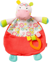 NUK Pool Party Przytulanka kocyk – hipopotam