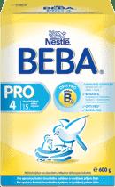 NESTLÉ Beba 4 PRO (600g) - dojčenské mlieko