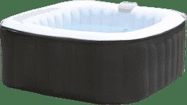 BELATRIX Przenośny basen z jacuzzi Belatrix Relax Baby 115