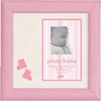 FOTORÁMIK detský - ružový